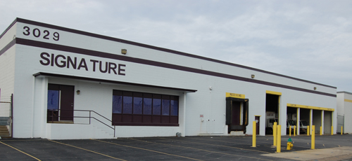 Signature Furniture Services Front Building
