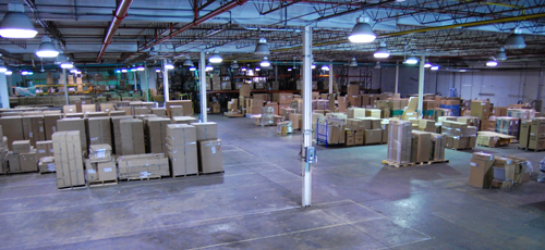Signature Furniture Services Warehouse